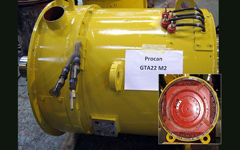 procan-group- GTA22-M2- ALTERNATOR